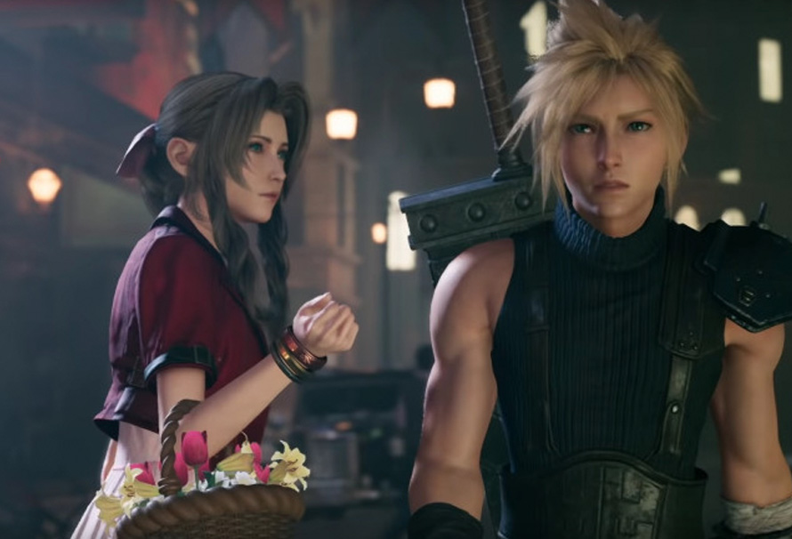 The Final Fantasy VII Remake Release Draws Near
