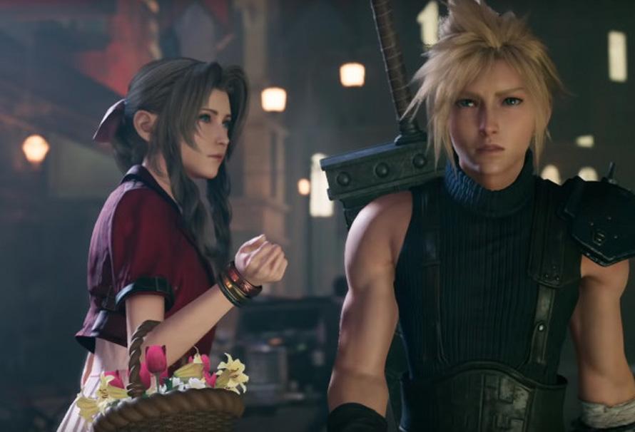The Final Fantasy VII Remake Release Draws Near