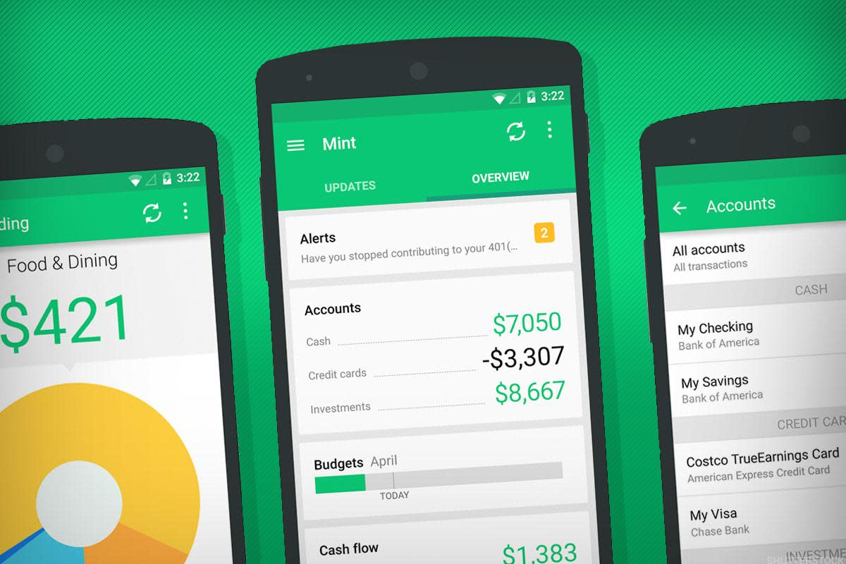 Making This Year's Budget with Apps and Smart Planning