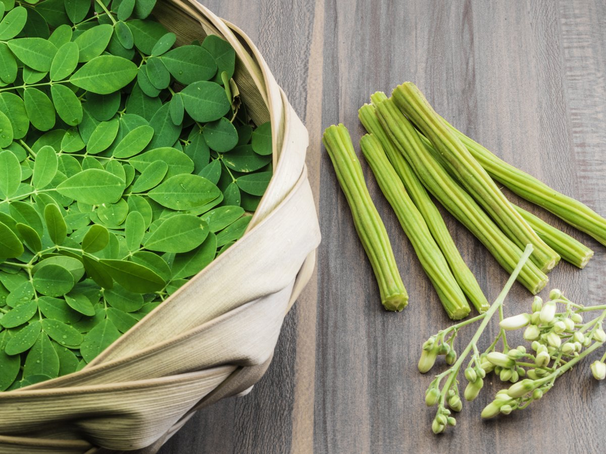 Try Moringa for its Many Health Benefits